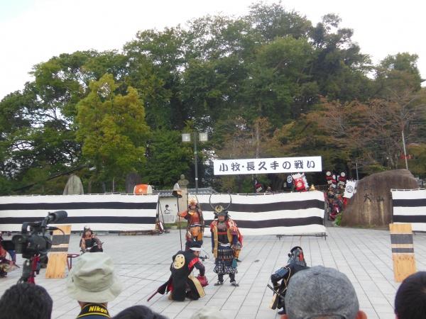犬山城 秋祭り