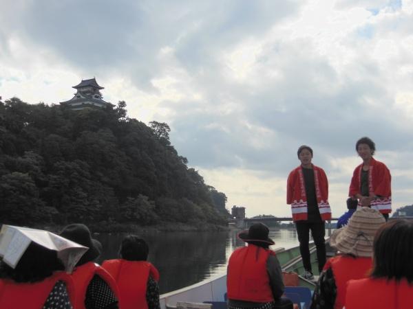 木曽川 観光