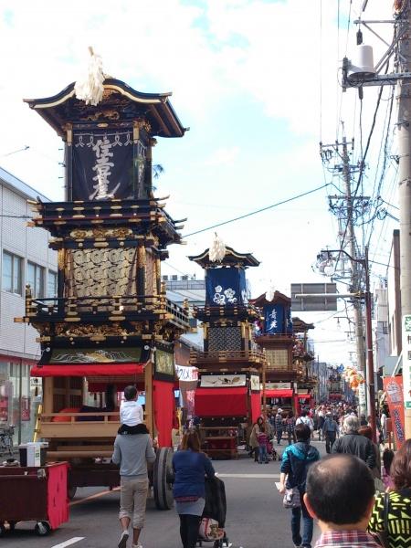 犬山祭り 車山