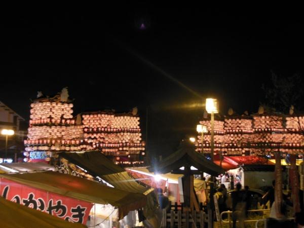 犬山祭り 夜車山