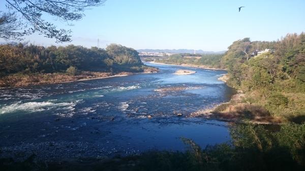 湯の華温泉 木曽川