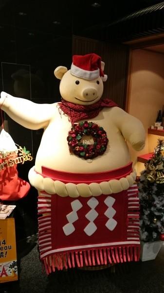 矢場とん クリスマス